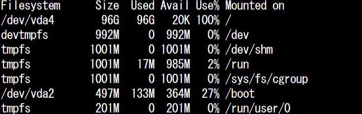 昨日のmastodonサーバ停止原因と復旧手法 原因はHDD容量オーバー!?