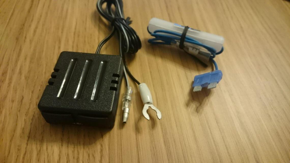 車載 raspberry pi の電源紹介 車にUSB充電器を付けるだけ