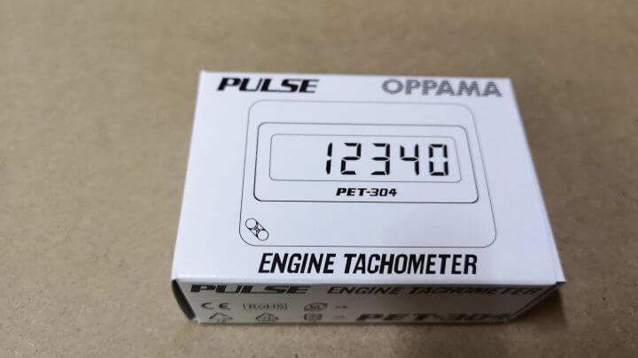 バイク用 タコメーター比較 メンテナンスやエンジンのチェックに